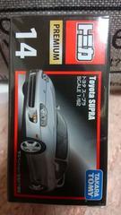 トミカ プレミアム 14 トヨタ スープラ 未開封 新品 販売終了貴重品