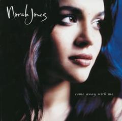 ノラジョーンズ Norah Jones 名盤1stアルバム「Come Away With Me」