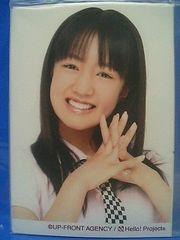 ハロプロ新人公演 赤坂HOP!・L判3枚 2008.6/関根梓