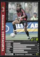 即決 WCCF0102 旧黒 アレッサンドロ・コスタクルタ