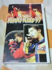 ビデオ KinKi Kids'97 ローソン限定品 DVD未発売 嵐・大野智出演