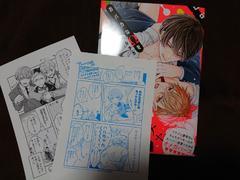 BL*8月刊 アニメイトP付【おバカなΩを◯ませたい】ハルチカ