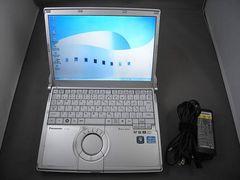 Let'snot CF-S10 Corei5 2.6G 320G 4G DVDマルチ Windows7 Of