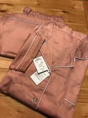 新品☆8L綿100%サテンパジャマ大きいサイズ☆b126