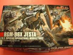 1/144 HGUC No.130 RGM-96X JESTA ジェスタ 機動戦士ガンダムUC