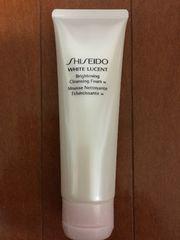 新品 資生堂ホワイトルーセントブライトニングフォーム洗顔料