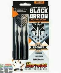 Harrows ★ BLACK ARROW 19g steeltip ★ ハードダーツ