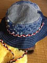 AMPERSAND*アンパサンド*ベビー帽子*44