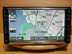 ★イクリプス HDDナビ AVN6604HD DVDビデオ再生 本体 整備済★
