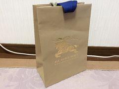 美品Burberryバーバリーショップ袋ショッパー紙袋
