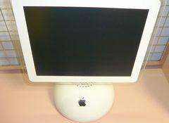 APPLE iMac G4 m6498 osx10.4 15inch 起動良