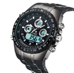 メンズスポーツ時計日常的な防水ファッション