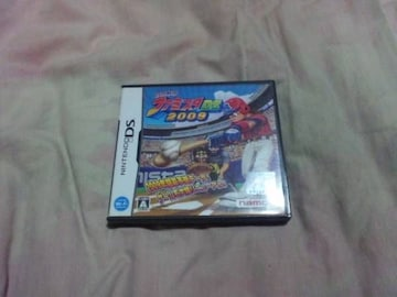 【NDS】プロ野球ファミスタDS2009