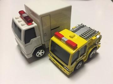チョロQ・SPモデルトラック、ちびっこ消防車(他も出品中)