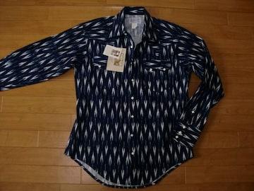 USA製 ロックマウント ウエスタンシャツ 大き目Sサイズ