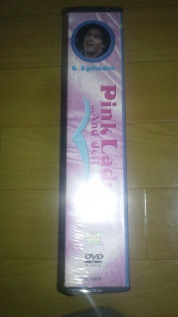 新品!ピンクレディー「Pink Lady…and Jeff」DVD-BOX☆ < タレントグッズの