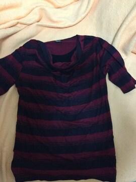 五分丈Tシャツ