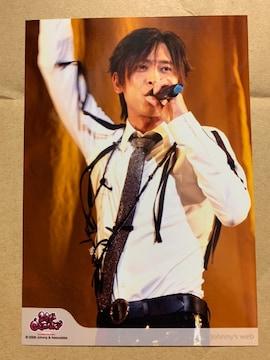 (正規)V6★坂本昌行・オフショット写真