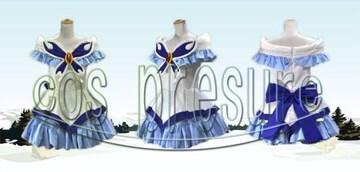 Yes!プリキュア5 キュアアクア◆コスプレ衣装