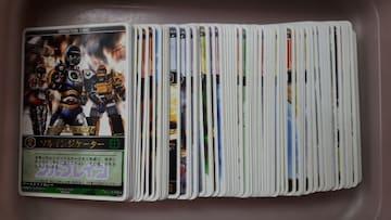 レンジャーズストライクカード170枚詰め合わせ福袋