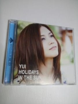 〒送料込みYUI HOLIDAYS IN THE SUN