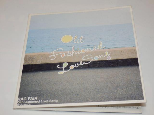RAG FAIR/Old Fashioned Love Song [Single, Maxi]  < タレントグッズの
