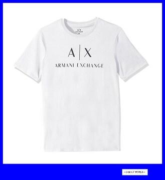 新品■アルマーニエクスチェンジ Tシャツ Lサイズ//00038858