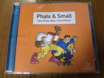 ファッツ&スモールCD Phats & Small