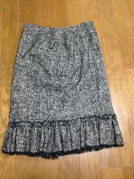 ビアッジョブルー★スカート0サイズ★新品同様★