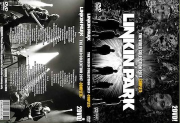 2DVD リンキンパーク 2017最新・完全版 CLIP PV集 LINKIN PARK