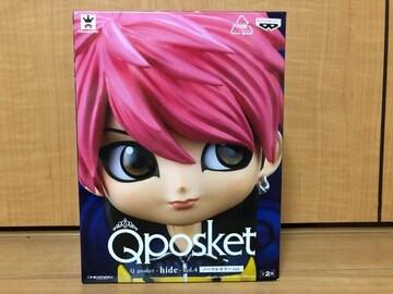 X JAPAN Q posket hide vol.4 ノーマルカラーver.