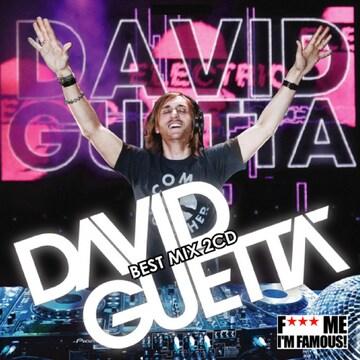 David Guetta 豪華2枚組64曲 最強 Best MixCD