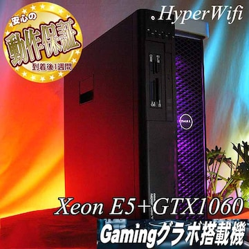 【★32Gメモリー+E5-Xeon+GTX1060ゲーミング】フォトナ