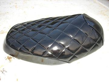 ジョグ 3KJ エナメル調 黒