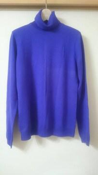 ユニクロ タートルネックセーター