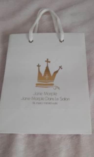送料半額♪JaneMarpleミニSHOP袋バック♪ヽ(´▽`)/♪♪♪ < ブランドの