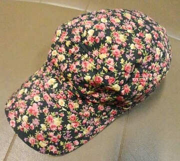 BEAMS BOY製デザイン帽子