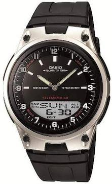 CASIO 腕時計 スタンダード AW-80-1AJF メンズ