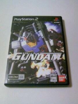 PS2 機動戦士ガンダム めぐりあい宇宙 DVD 同梱版 /アムロレイ 一年戦争