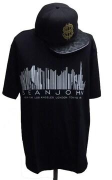 新品 Sean Johnショーンジョンストリート T-#49-100 【M】