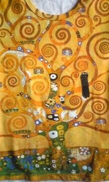 芸術『TREE・OF・LIFE』生命の樹 クリムト送料無料