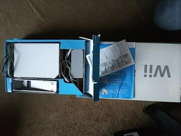 中古 Wii 本体セット 白