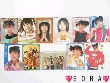 【辻希美】トレーディング.コレクションカード.トレカ11枚セット�A