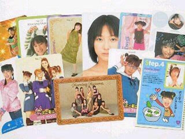 【辻希美】トレーディング.コレクションカード.トレカ11枚セット�A < タレントグッズの
