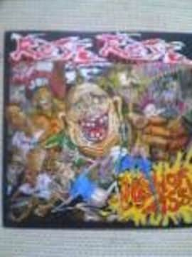 ROSE ROSE●MOSH OF ASS!! アナログLP