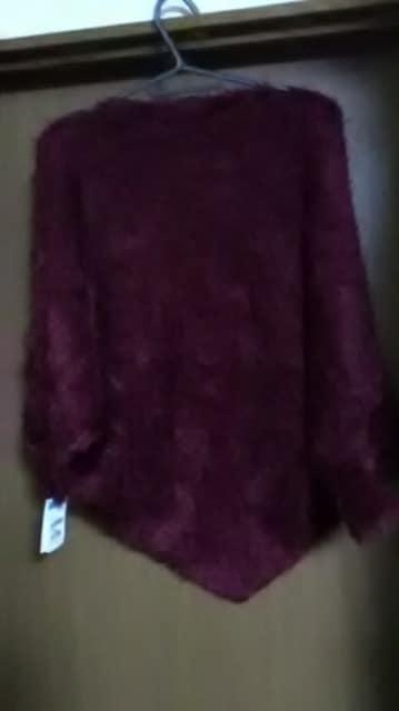 1.新品*モコモコボレロ < 女性ファッションの