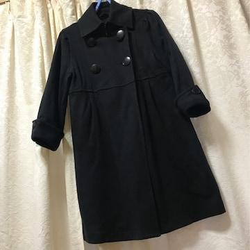 新品◆インシード◆七分袖ドールコート◆スプリングコートL11号