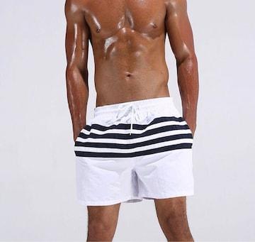 水着 サーフパンツ メンズ インポート 海パン 海水パンツ M L