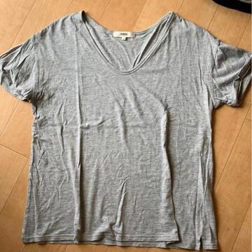オゾック!VネックTシャツ!