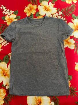 新品未使用☆シンプル☆グレーTシャツ☆肌触り◎